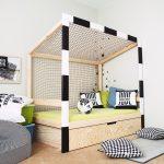 Ausgefallene Betten Fuball Bett Kinderbett 1594 Minimidi Design 200x220 Günstige 180x200 Amazon Günstig Kaufen Rauch Ruf Preise Gebrauchte Xxl Bonprix Bett Ausgefallene Betten