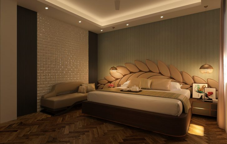 Medium Size of Zeitgeme Premium Luxus Schlafzimmer 3d Visualisierung Und Design Vorhänge Nolte Komplett Günstig Wandleuchte Landhausstil Sessel Komplettes Kommoden Schlafzimmer Luxus Schlafzimmer
