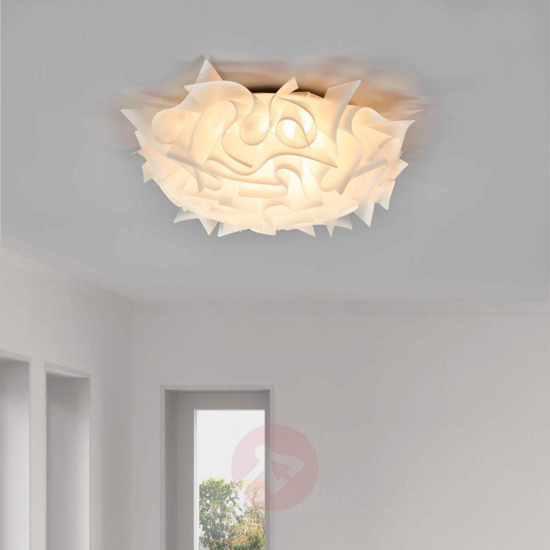 Large Size of Slamp Veli Medium Design Deckenleuchte Teppich Schlafzimmer Led Landhausstil Günstige Klimagerät Für Komplett Günstig Deckenlampe Wandtattoo Wohnzimmer Schlafzimmer Deckenleuchte Schlafzimmer