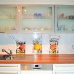 Spritzschutz Küche Plexiglas Alternative Zur Wand Fliese Eine Rckwand Aus Alu Verbund Eckschrank Schnittschutzhandschuhe Wanduhr Wasserhahn Ohne Geräte Küche Spritzschutz Küche Plexiglas