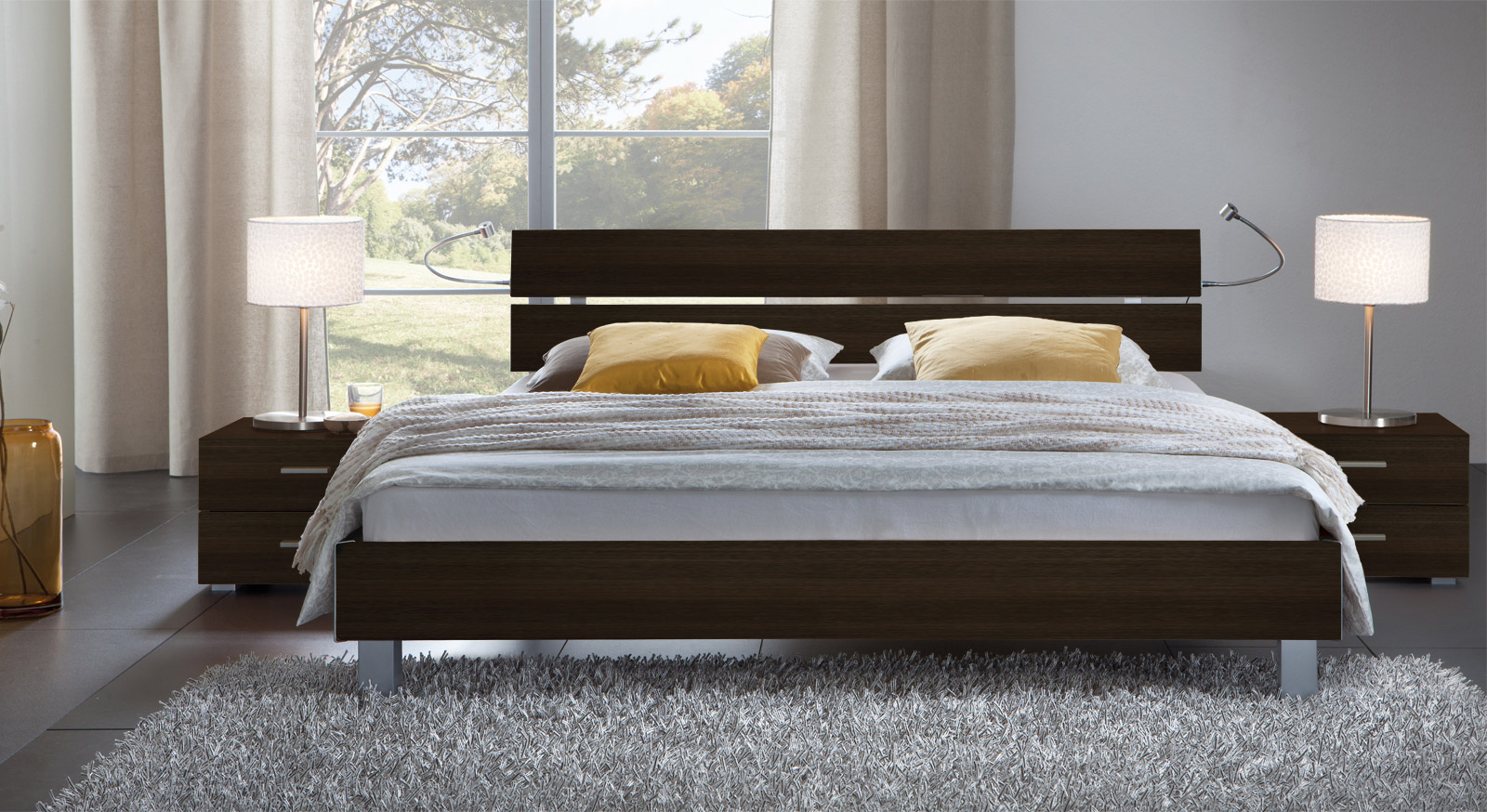 Full Size of Tiefes Designer Bett Online Gnstig Kaufen Treviso Bettende Bett Betten.de