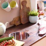 Abfallbehälter Küche Mlleimer In Arbeitsplatte Einbauen Selbstde Behindertengerechte Led Deckenleuchte Modulare Einbauküche Nobilia Stengel Miniküche Bauen Küche Abfallbehälter Küche