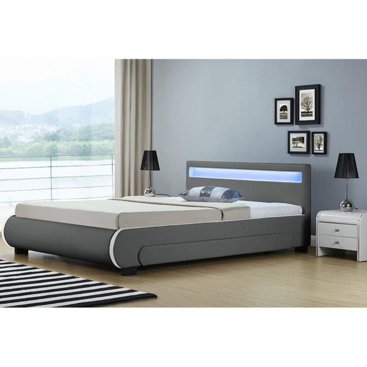 Medium Size of 140 Bett Artlife Polsterbett Bilbao 200 Cm Dunkelgrau Real Trends Betten Ikea 160x200 Rustikales Rattan Mit Beleuchtung Massivholz Schubladen Holz 220 X Bett 140 Bett