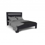 Bett 200x200 Bett Bett Tul Aus Massivholz In Schwarz 200x200 Cm Betten Hamburg Team 7 Mit Schubladen Schramm De Bettkasten Buche Matratze Weisses Clinique Even Better Make Up