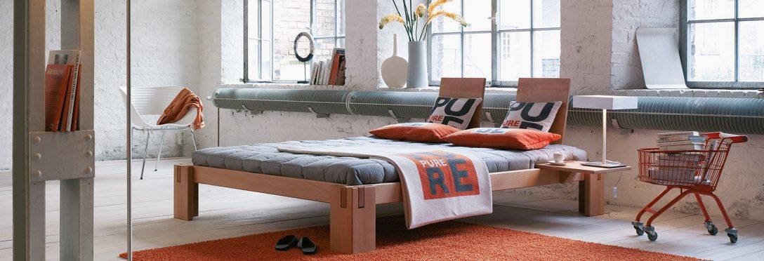 Large Size of Das Massivholzbett Nuveo Bett Grau Außergewöhnliche Betten 120x200 Mit Bettkasten Weißes Ebay Poco Weiß Breckle 200x200 180x200 Breite Massiv 120x190 Bett Dormiente Bett