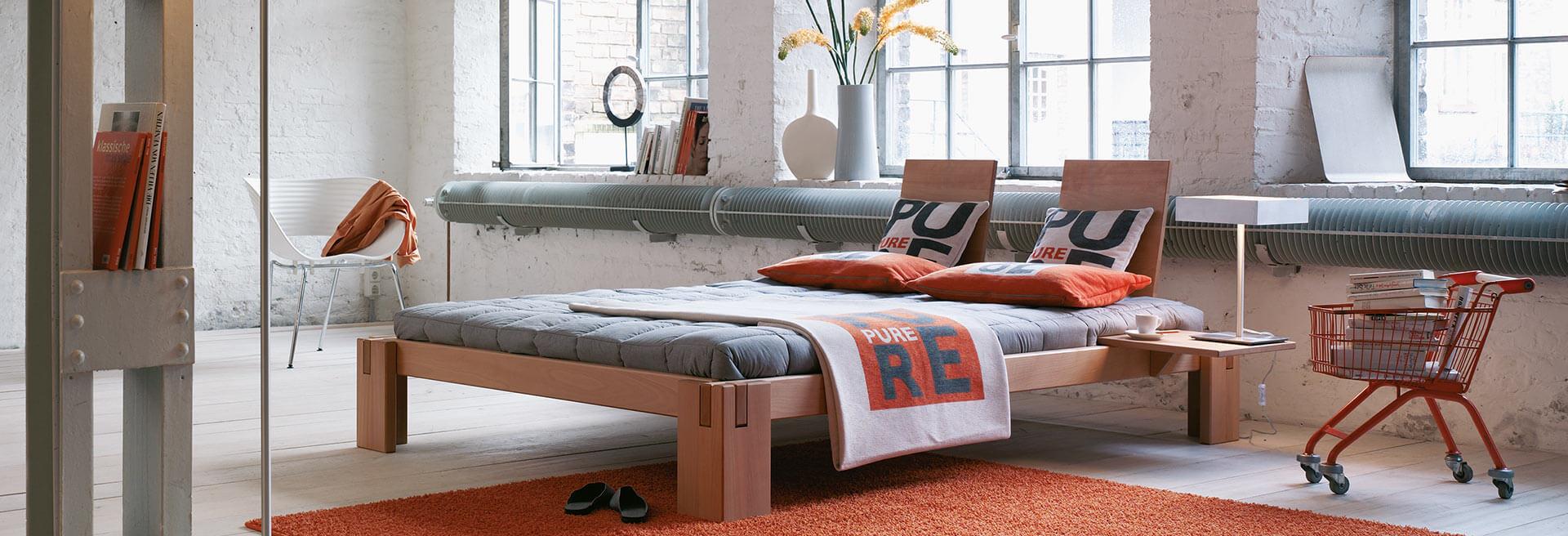 Full Size of Das Massivholzbett Nuveo Bett Grau Außergewöhnliche Betten 120x200 Mit Bettkasten Weißes Ebay Poco Weiß Breckle 200x200 180x200 Breite Massiv 120x190 Bett Dormiente Bett