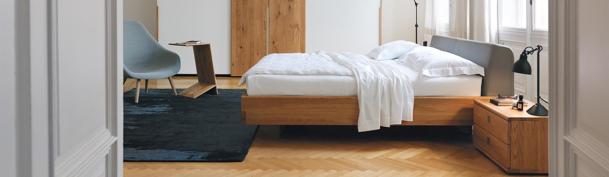 Full Size of Team 7 Betten Preise Abverkauf Riletto Gebraucht Berlin Kaufen Preisliste Float Erfahrungen Mit Bettkasten Amazon Massivholz Schöne Für übergewichtige Ikea Bett Team 7 Betten