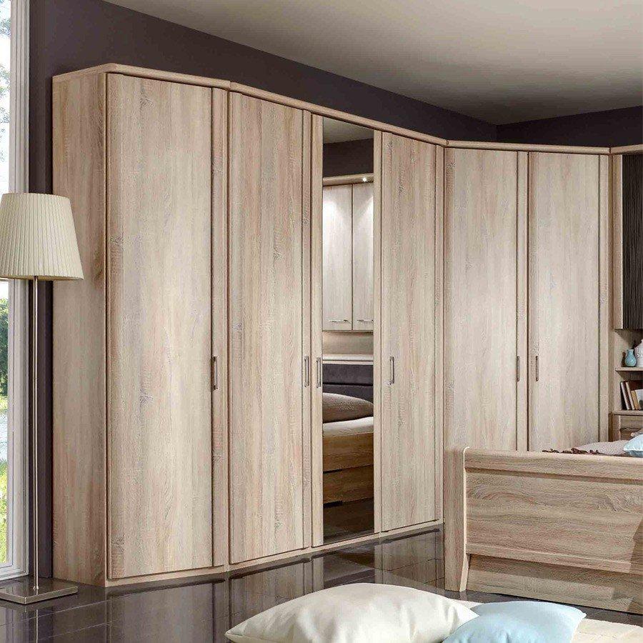 Full Size of Schlafzimmer Mit überbau Luxor 4 Von Wiemann Berbau Eiche Sgerau Bett 180x200 Lattenrost Und Matratze Vorhänge Stauraum Deckenleuchte Küche Tresen Luxus Schlafzimmer Schlafzimmer Mit überbau