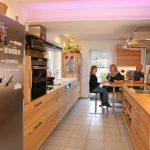 Massivholzmbel Und Massivholzkchen Nachhaltig Mbelmacher Vollholzküche Küche Vollholzküche