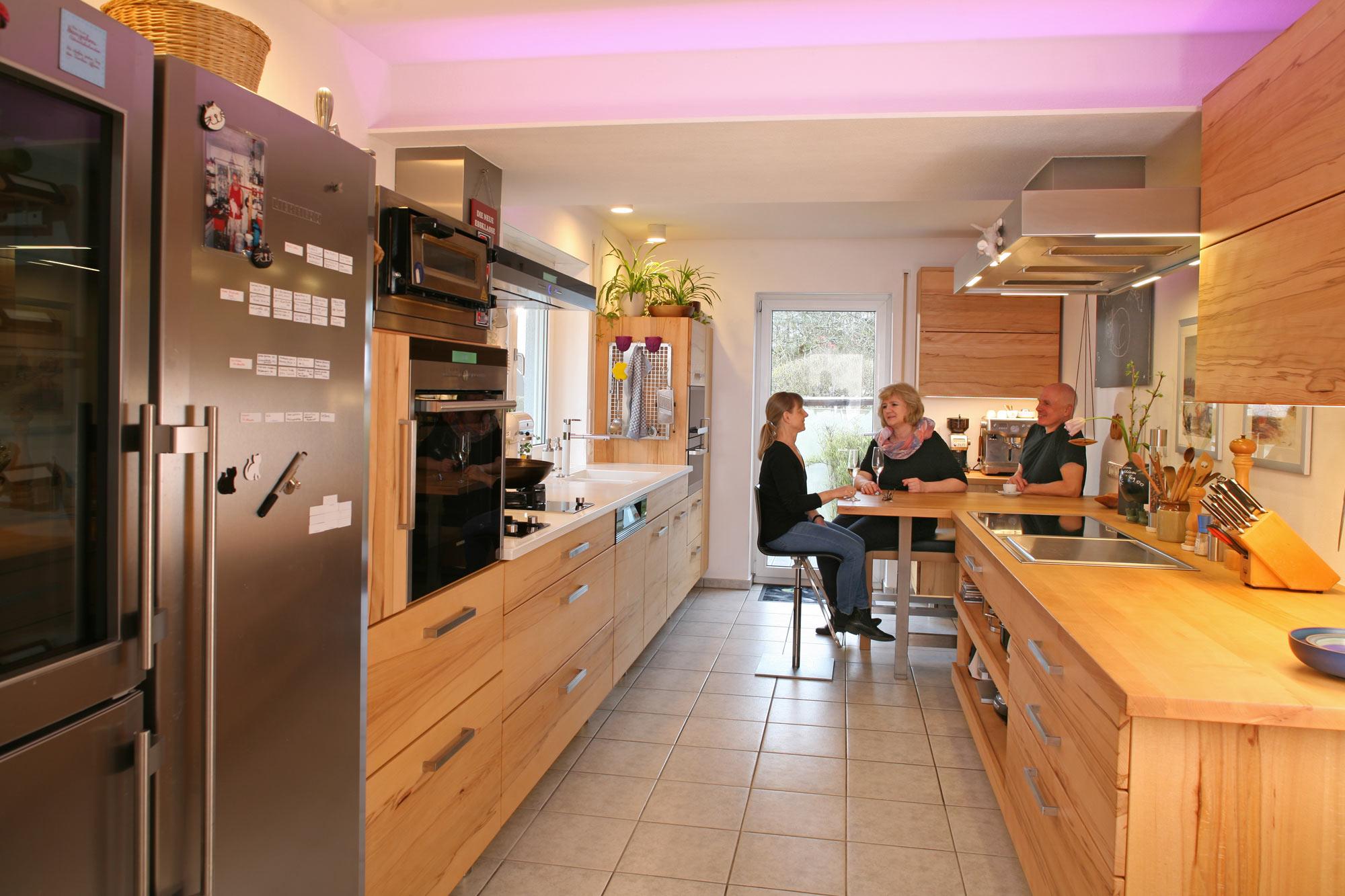 Full Size of Massivholzmbel Und Massivholzkchen Nachhaltig Mbelmacher Vollholzküche Küche Vollholzküche