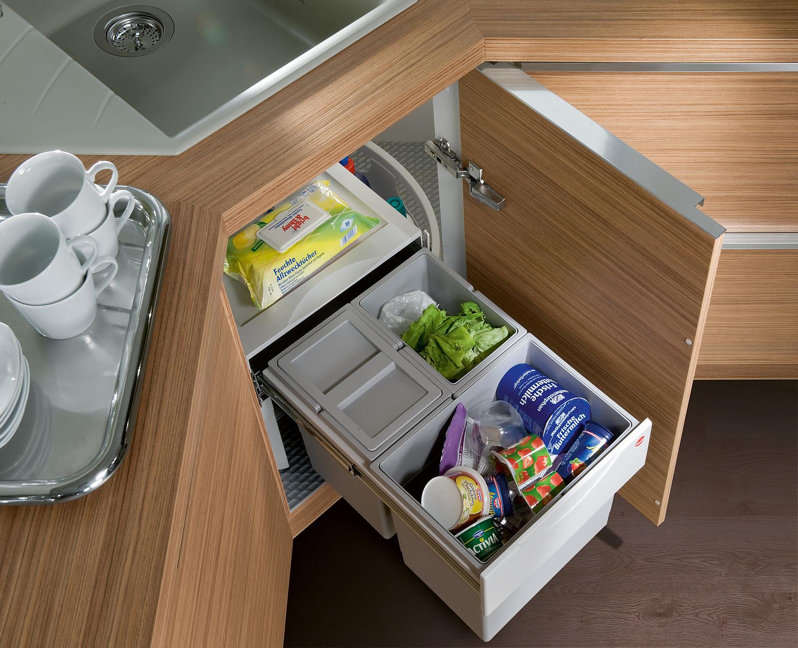 Full Size of Mlltrennung Wie Funktionieren Moderne Mlltrennsysteme Einbauküche Gebraucht Küche Nolte Hochglanz Kurzzeitmesser Kaufen Ikea Einhebelmischer Hängeschrank Küche Müllsystem Küche