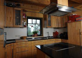 Vollholzküche