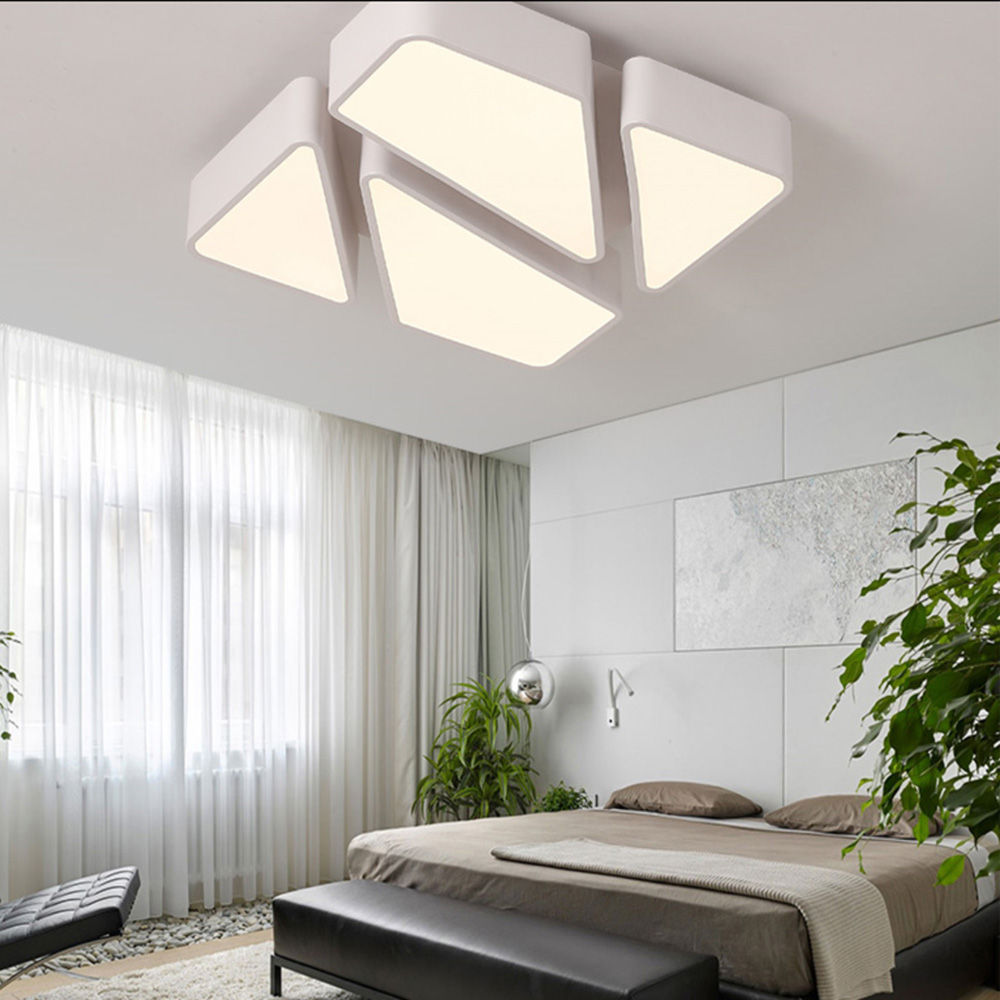 Full Size of Deckenlampe Schlafzimmer Deckenleuchte Modern Ikea Lampe Dimmbar Pinterest Skandinavisch Deckenlampen E27 Led Holz 48w Design Geometrie Massivholz Weiss Schlafzimmer Deckenlampe Schlafzimmer