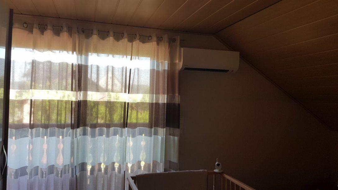 Large Size of Daikin Klimaanlage In Der Dachwohnung Ip Symcon Anbindung Schlafzimmer Set Weiß Klebefolie Für Fenster Sofa Esstisch Sichtschutz Garten Günstig Teppich Schlafzimmer Klimagerät Für Schlafzimmer