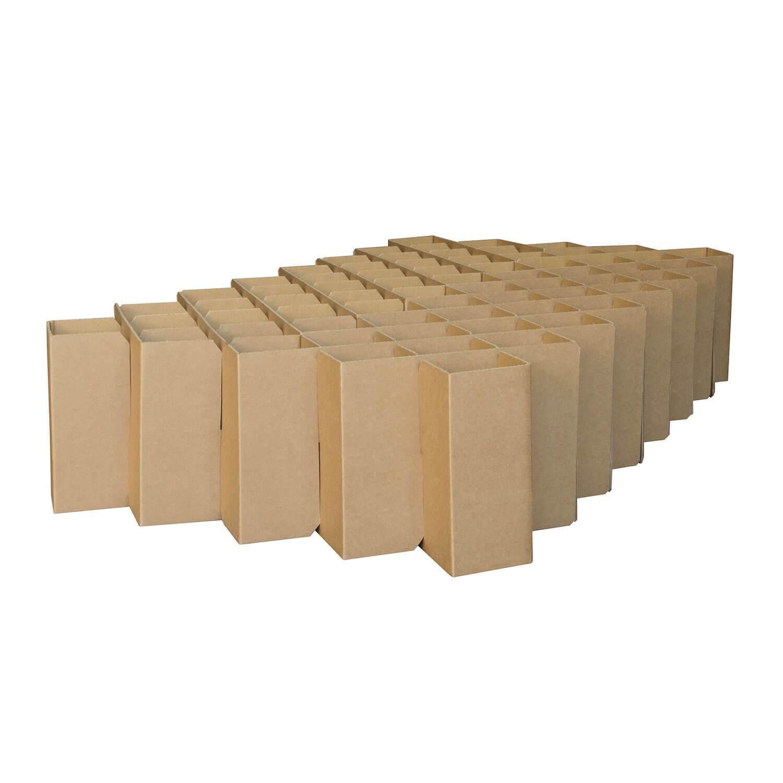 Full Size of Bett Ausklappbar Das Pappbett 20 Von Room In A Boroom Box 90x200 Mit Lattenrost Und Matratze Jugendstil Betten 200x220 Amerikanisches Landhaus Hülsta Bett Bett Ausklappbar