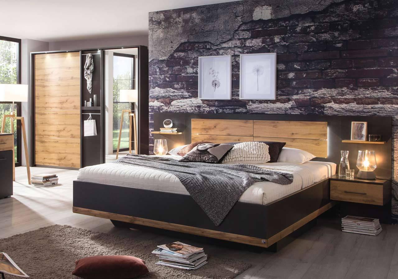 Full Size of Schlafzimmer Komplett Set 4 Teilig Grau Gnstig Online Kaufen Bett Günstig Teppich Betten Rauch Mit überbau Günstige Lattenrost Und Matratze Komplettküche Schlafzimmer Komplett Schlafzimmer Günstig