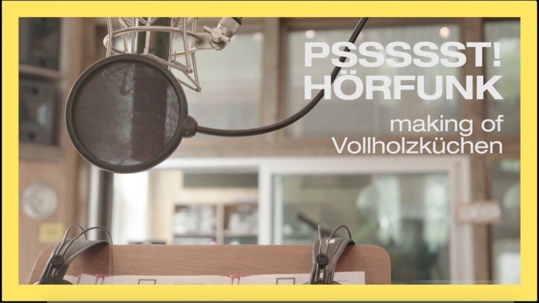 Large Size of Haka Kche Making Of Radiospot Vollholzkche Youtube Vollholzküche Küche Vollholzküche