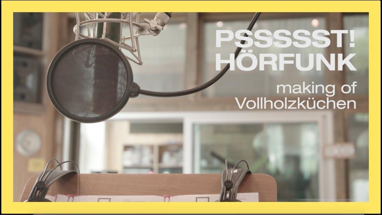 Full Size of Haka Kche Making Of Radiospot Vollholzkche Youtube Vollholzküche Küche Vollholzküche