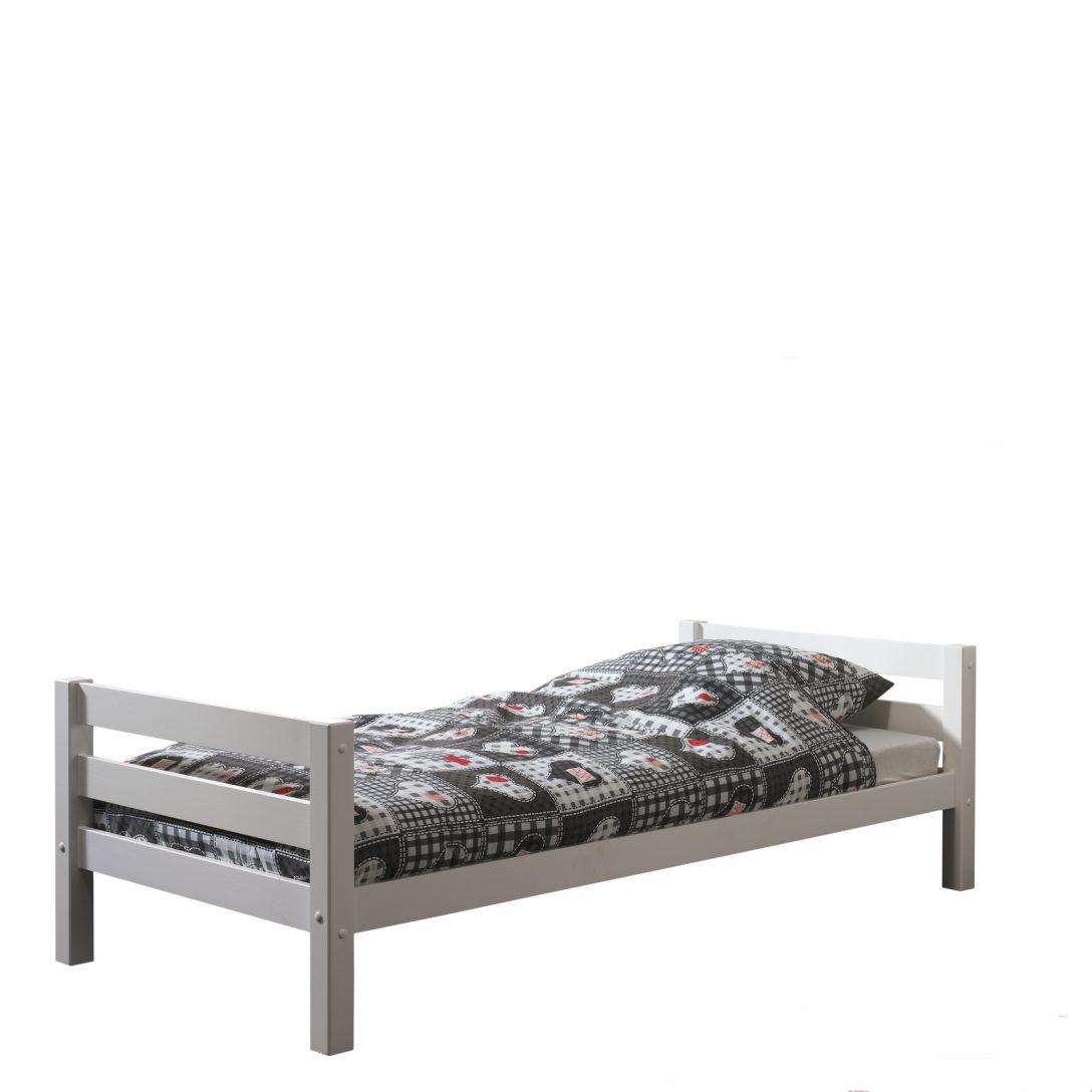 Large Size of Bett Weiß 90x200 Pino Kiefer Massiv Wei Cm Online Bei Roller Kaufen Weiße Regale Betten 120x200 Schlafzimmer Komplett Weißes Sofa 200x200 Günstige Modern Bett Bett Weiß 90x200