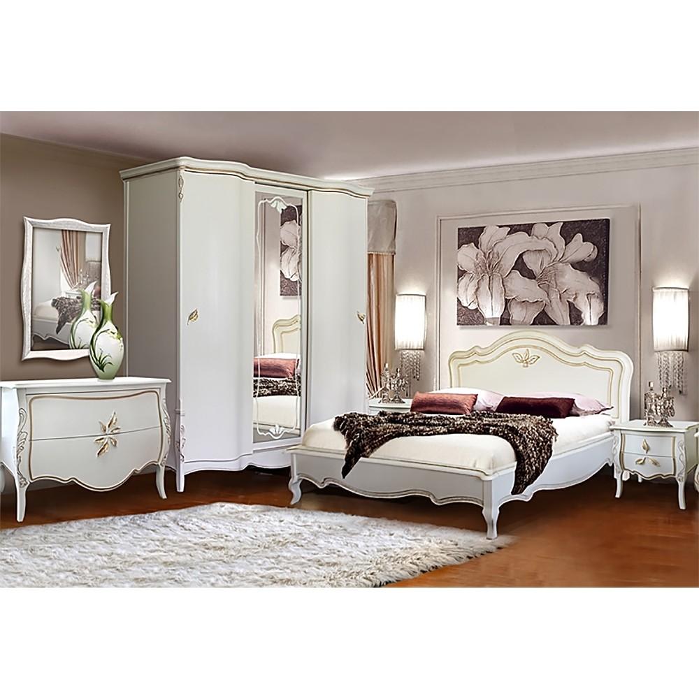 Full Size of Antikes Bett Teresa Aus Eichenholz Massiv Farbe Wei Mit Betten Outlet Günstig Kaufen überlänge Team 7 Außergewöhnliche Amerikanische Weiß 180x200 Bett Französische Betten