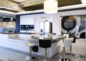 Granitplatten Küche