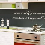 Ich Liebe Es Mit Wein Zu Kochen Wandtattoo Kche Küche Bodenbelag Fürstenhof Bad Griesbach Gebrauchte Modul Regal Für Dachschräge Hochglanz Weiß Matt Küche Sprüche Für Die Küche