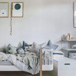 Kinderzimmer Einrichten Im Skandinavischen Stil Bett Einzelbett Mit Bettkasten 180x200 Amazon Betten 200x200 90x200 Selber Bauen Nussbaum Balken Matratze Nolte Bett Bett Skandinavisch