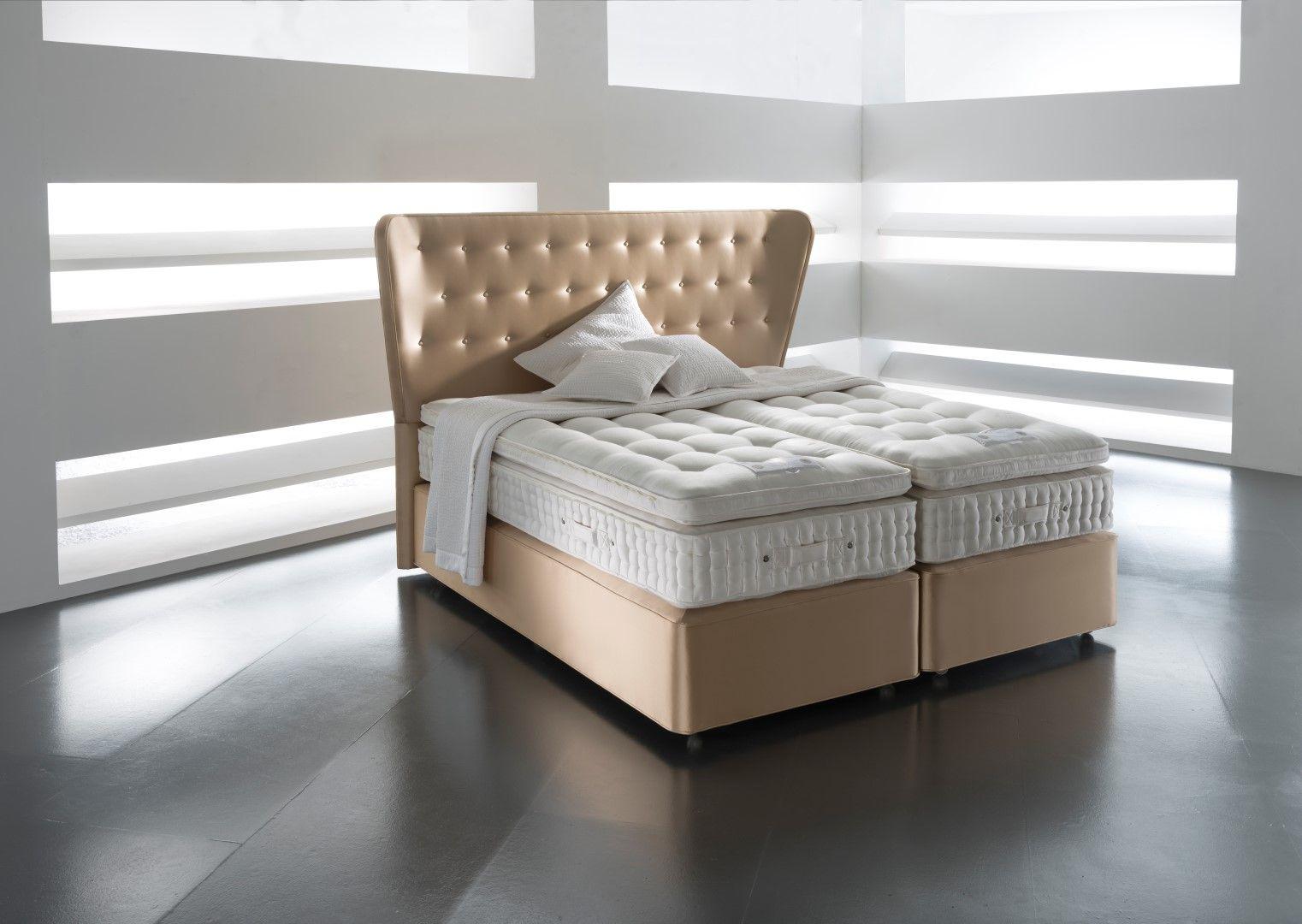Full Size of Klassischer Luxus Mit Dem Ritz 16200 Von Somnus Bett Gebrauchte Betten Designer Trends Boxspring 140x200 Französische Paradies Weiße Frankfurt Hasena Bock Bett Somnus Betten