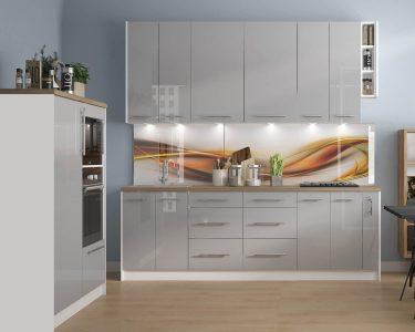 Komplette Küche Küche Neu Komplette Kche Kompakto I 160 Cm Hochglanz Verschiedene Küche Aufbewahrungsbehälter Wandtattoo Wasserhahn Für Fliesenspiegel Glas Weiß Modulküche Ikea