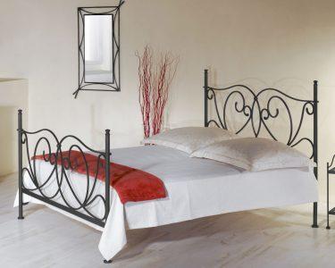 Ausgefallene Betten Bett Romantisches Metallbett In Wei 140x200 Cm San Pedro Betten Für übergewichtige 200x220 Massivholz Köln Amerikanische Ebay 200x200 Joop Weiß Antike Schöne
