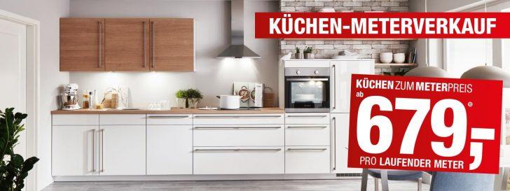 Medium Size of Küche Auf Raten Kchen Meterverkauf 679 Euro Pro Laufmeter Opti Wohnwelt Günstig Kaufen L Form Sitzbank Mit Lehne Elektrogeräten Vorratsdosen Outdoor Schüco Küche Küche Auf Raten