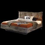 Bett Kopfteil Bett Rauch Select Timberstyle Wrkungsvolle Bett Kopfteil In Leder Optik Betten Ohne 200x200 Mit Bettkasten 90x200 Hoch Gepolstertem 120x200 Weiß Ausziehbar Für