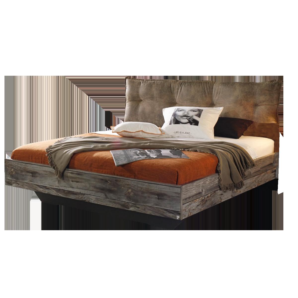 Full Size of Rauch Select Timberstyle Wrkungsvolle Bett Kopfteil In Leder Optik Betten Ohne 200x200 Mit Bettkasten 90x200 Hoch Gepolstertem 120x200 Weiß Ausziehbar Für Bett Bett Kopfteil