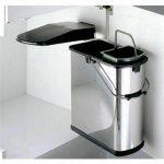 Abfalleimer Küche Küche Abfalleimer Küche System Einbau Abfalleimer Küche Wesco Abfalleimer Küche Türmontage Abfalleimer Küche Sensor