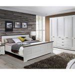 Schlafzimmer Landhausstil Weißes Mit überbau Led Deckenleuchte Teppich Schränke Komplettangebote Loddenkemper Komplett Weiß Betten Günstig Regal Schlafzimmer Schlafzimmer Landhausstil