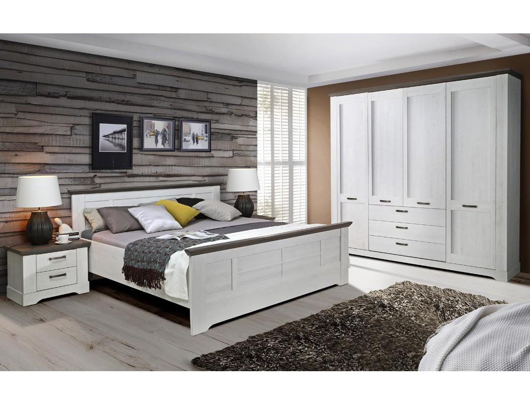 Full Size of Schlafzimmer Landhausstil Weißes Mit überbau Led Deckenleuchte Teppich Schränke Komplettangebote Loddenkemper Komplett Weiß Betten Günstig Regal Schlafzimmer Schlafzimmer Landhausstil