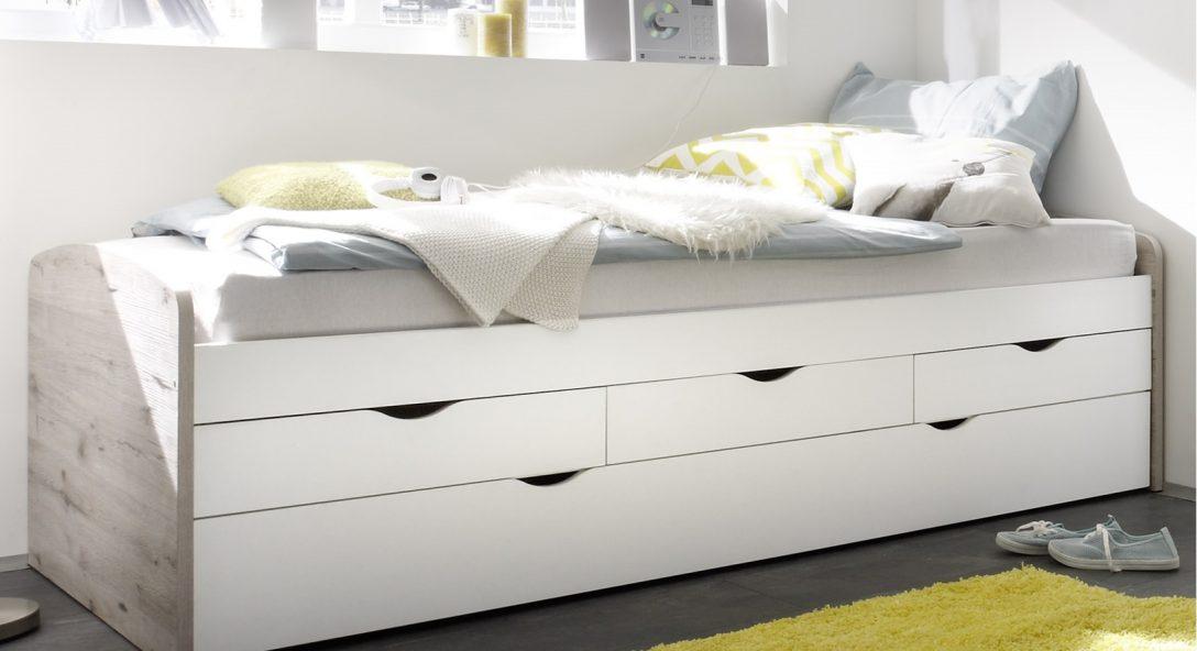 Large Size of Weiße Betten Bett Einzelbett Ausziehbett Schubladenbett Tandembett 90cm Wei Günstige 140x200 Hohe Rauch 180x200 Dänisches Bettenlager Badezimmer Dico Bett Weiße Betten