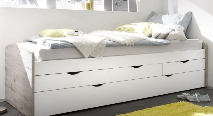 Medium Size of Weiße Betten Bett Einzelbett Ausziehbett Schubladenbett Tandembett 90cm Wei Günstige 140x200 Hohe Rauch 180x200 Dänisches Bettenlager Badezimmer Dico Bett Weiße Betten