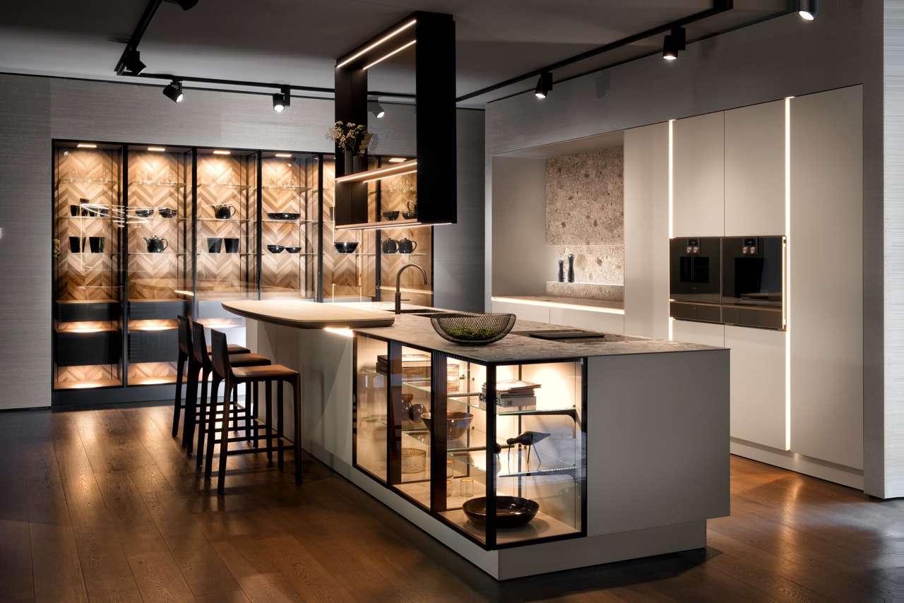 Full Size of Alno Grifflose Küche Grifflose Küche Anthrazit Geschirrtuchhalter Für Grifflose Küche Grifflose Küche Unpraktisch Küche Grifflose Küche