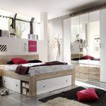 Komplett Schlafzimmer Günstig Conny Eiche San Remo Weiss Set Mit Matratze Und Lattenrost Badezimmer Regal Küche Elektrogeräten Betten Kaufen Wohnzimmer Schlafzimmer Komplett Schlafzimmer Günstig
