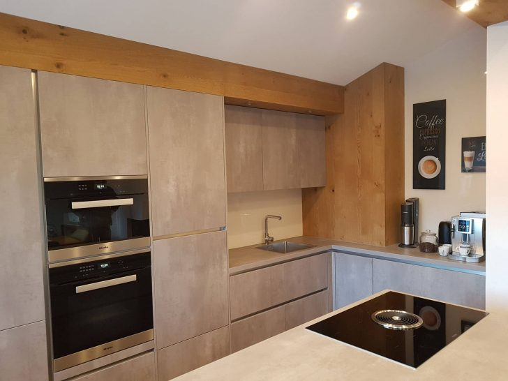 Medium Size of Arbeitsplatte Küche Betonoptik Obi Küche In Betonoptik Küche Betonoptik Instagram Betonoptik Küche Wand Küche Betonoptik Küche