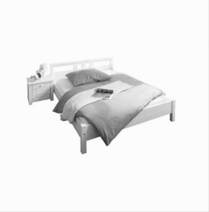 Medium Size of Weißes Bett 140x200 Ticaa Merci Kiefer Massiv Wei Gewachst In Nordrhein Schöne Betten Billige Badewanne Bette Inkontinenzeinlagen Ikea 160x200 Mit Matratze Bett Weißes Bett 140x200