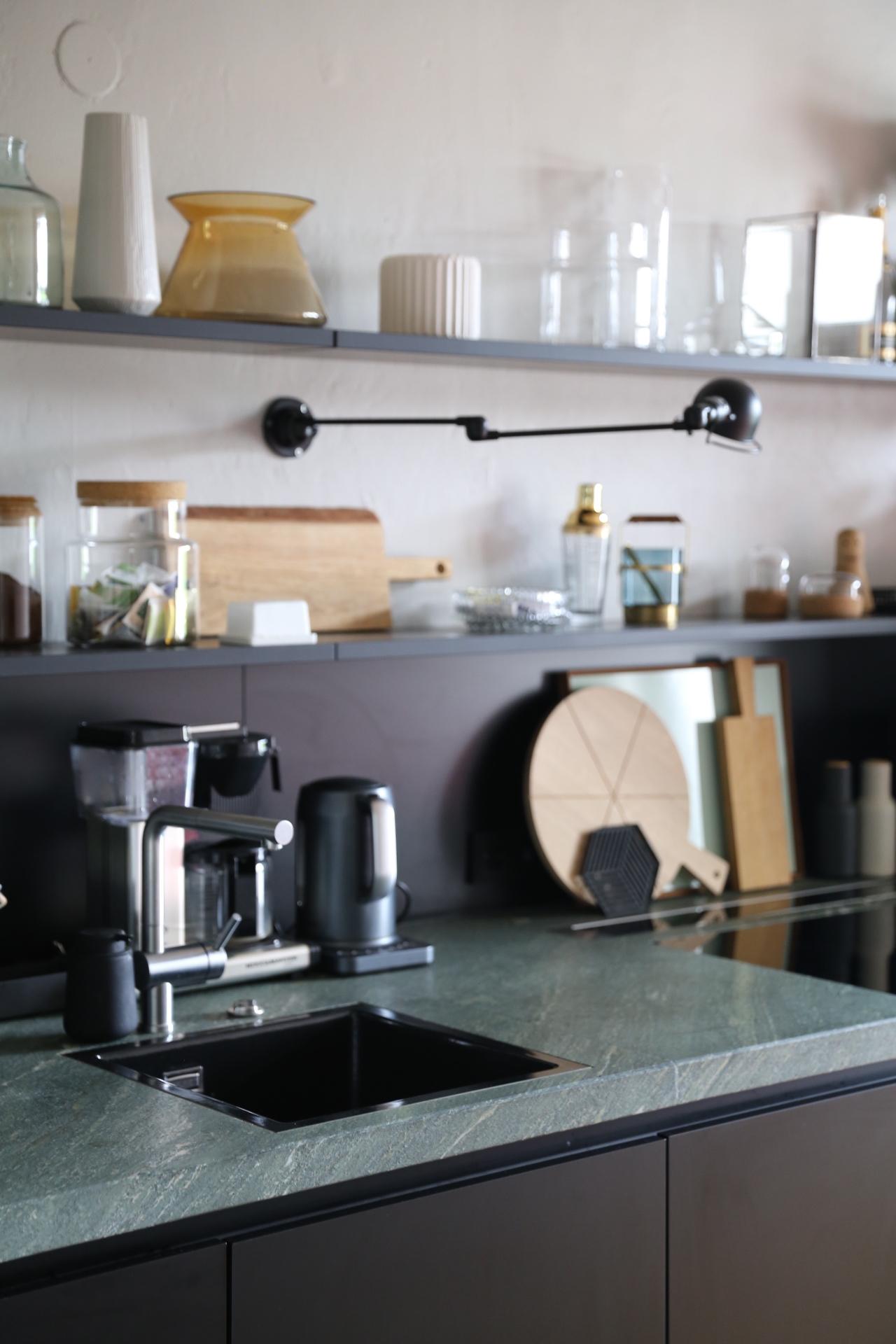 Full Size of Granitplatten Küche Ein Jahr Mit Der Neuen Kche Resmee Lieferzeit Modul Komplettküche Einzelschränke Mobile Einbauküche Elektrogeräten Sitzbank Lehne Küche Granitplatten Küche