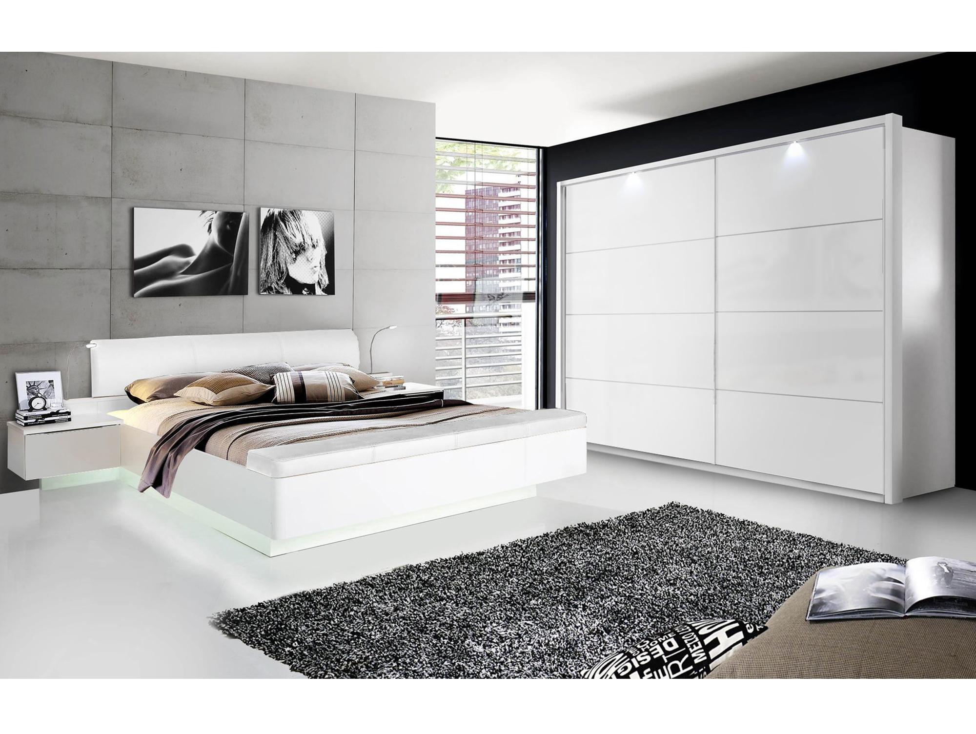 Full Size of Schlafzimmer Komplett Weiß Regal Holz Günstig Weißes Landhaus Metall Bad Hängeschrank Hochglanz Sessel Komplettangebote Bett 90x200 Schrank Teppich Schlafzimmer Schlafzimmer Komplett Weiß