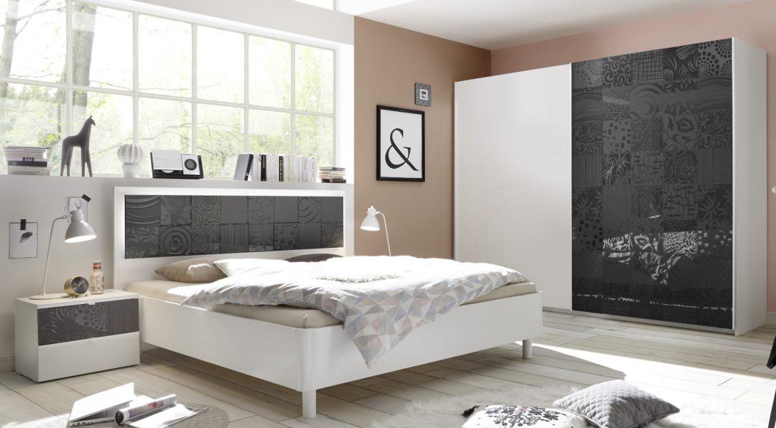 Large Size of Schlafzimmer Komplett Weiß Mit überbau Landhaus Regal Wandbilder Deckenlampe Gardinen Für Bett Schwarz Günstige Kommoden Küche Matt Massivholz Schlafzimmer Schlafzimmer Komplett Weiß