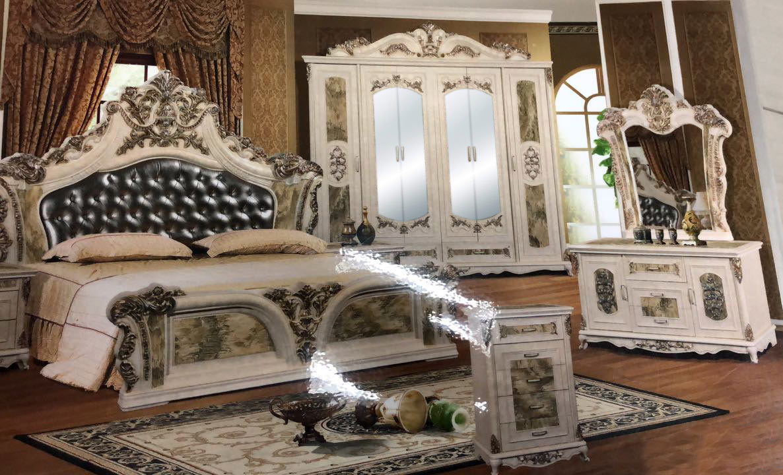 Full Size of Komplettes Schlafzimmer Barock Komplett Schrank Bett Atris 24 Kommode Günstige Wiemann Led Deckenleuchte Regal Gardinen Für Wandtattoo Rauch Guenstig Set Mit Schlafzimmer Komplettes Schlafzimmer