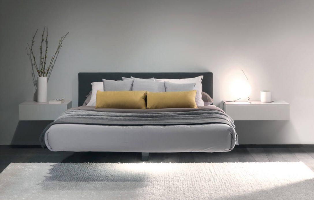 Large Size of Schwebendes Bett Von Lago Italia Außergewöhnliche Betten Runde Aus Holz Balinesische Mit Matratze Und Lattenrost 140x200 Kaufen 90x200 Luxus Günstige Bett Betten Mannheim