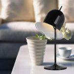 Tischlampe Wohnzimmer Mulang Tischleuchte Persnlichkeit Modern Kreativ Bgeleisen Schrankwand Indirekte Beleuchtung Poster Vitrine Weiß Wandbild Gardinen Wohnzimmer Tischlampe Wohnzimmer