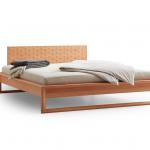Asanoha Bett Mit Betthaupt Grne Erde Weiß 180x200 160 Platzsparend Günstiges Schöne Betten Kaufen Günstig Balinesische Bettkasten Paidi Modernes Bett Japanisches Bett