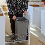Einbau Mülleimer Küche Einbaumlleimer Test Top 3 Arten Vor Und Nachteile Aluminium Verbundplatte Tapeten Für L Mit Elektrogeräten Insel Sitzgruppe Küche Einbau Mülleimer Küche